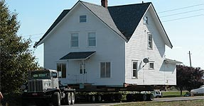 residential house moving services