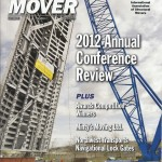 NWSM Featured on Cover of IASM's Structural Mover Magazine