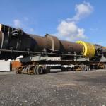 NWSM loads 300,000 pound vessel on barge