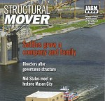 NWSM Featured in IASM's Structural Mover Magazine