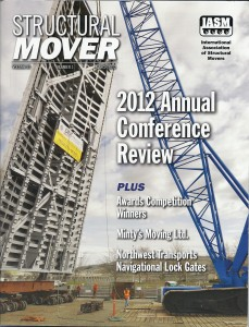 News Magazine Cover March 2012